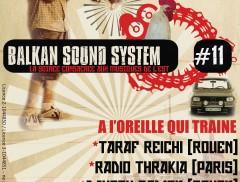BALKAN SOUND SYSTEM #11