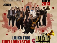BALKAN SOUND SYSTEM #12