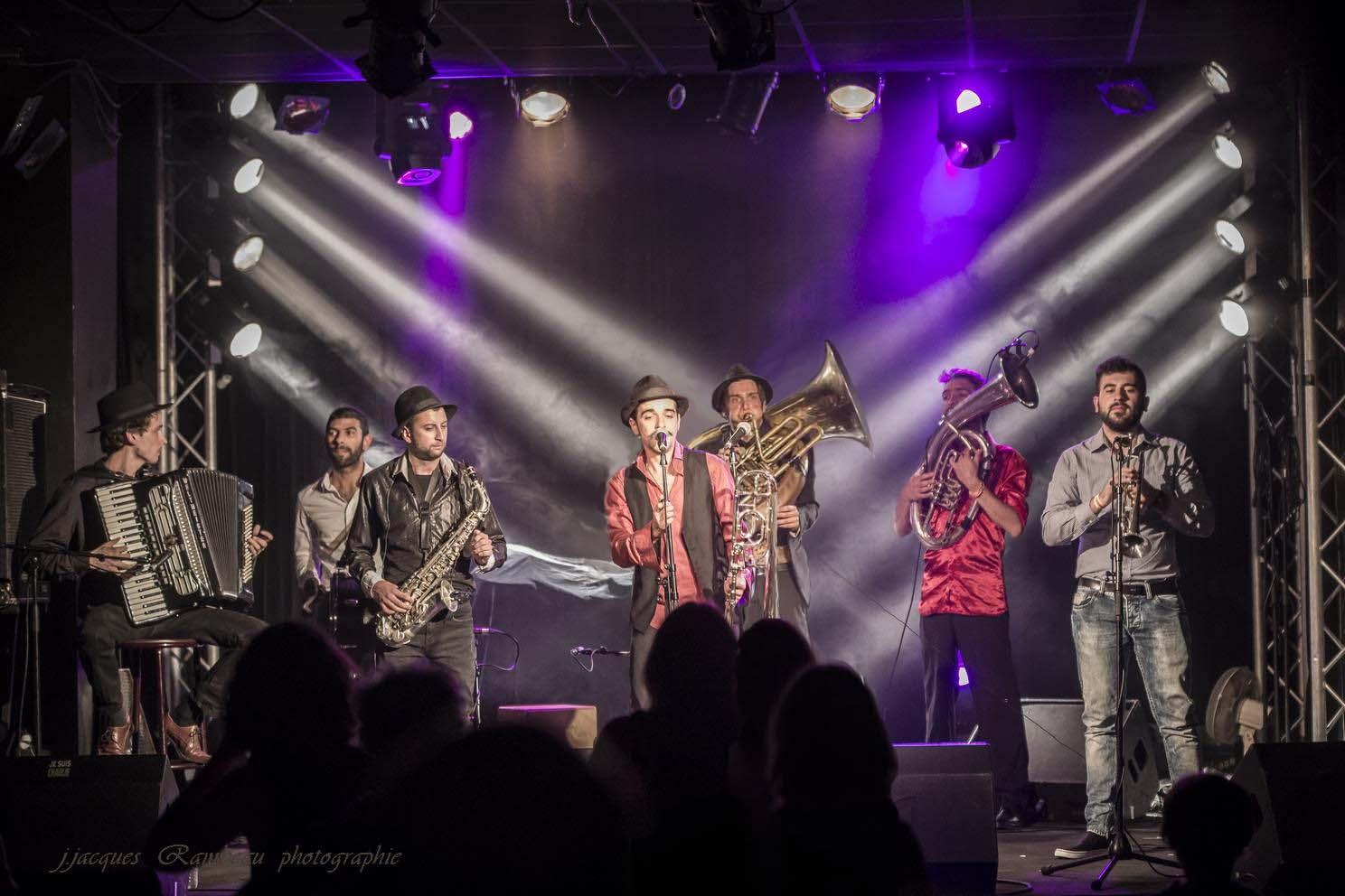 Bienvenue à SHATRA DILI [Balkan'Oriental Brass Orchestra] !