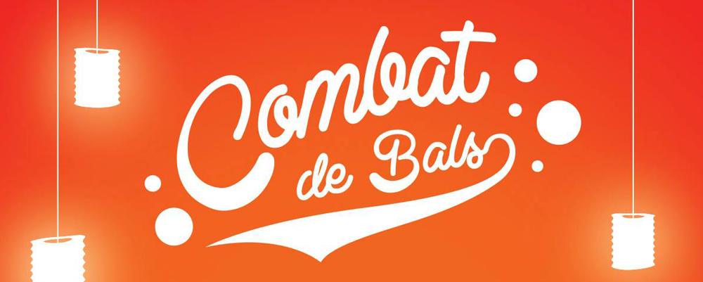 COMBAT DE BALS